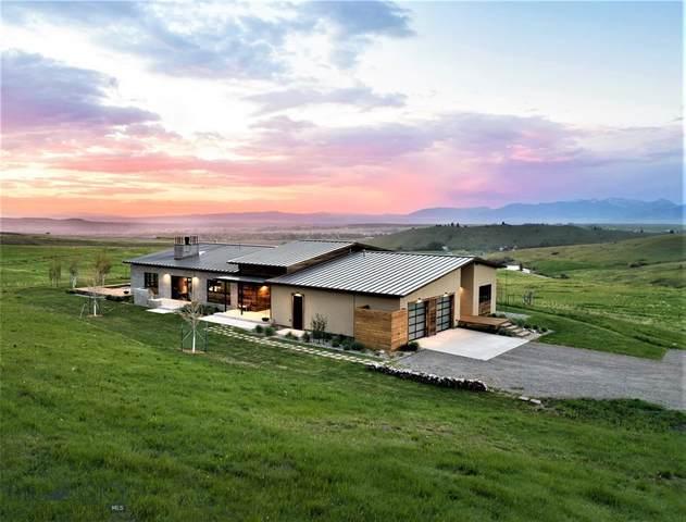 250 N Whistleberry Road, Bozeman, MT 59730 (MLS #357909) :: L&K Real Estate