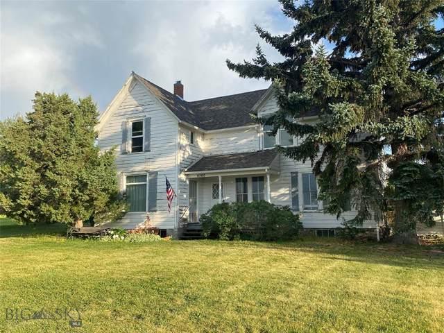 6560 Amsterdam Road, Manhattan, MT 59741 (MLS #357915) :: Montana Life Real Estate