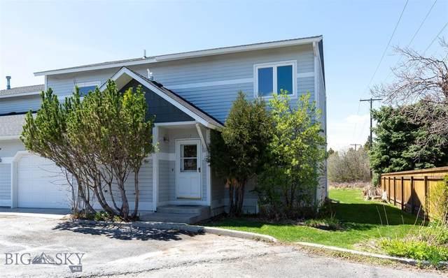 1514 S Tracy, Bozeman, MT 59715 (MLS #357916) :: Hart Real Estate Solutions