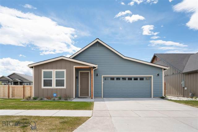 5546 Snowbrite Street, Bozeman, MT 59718 (MLS #357951) :: Hart Real Estate Solutions