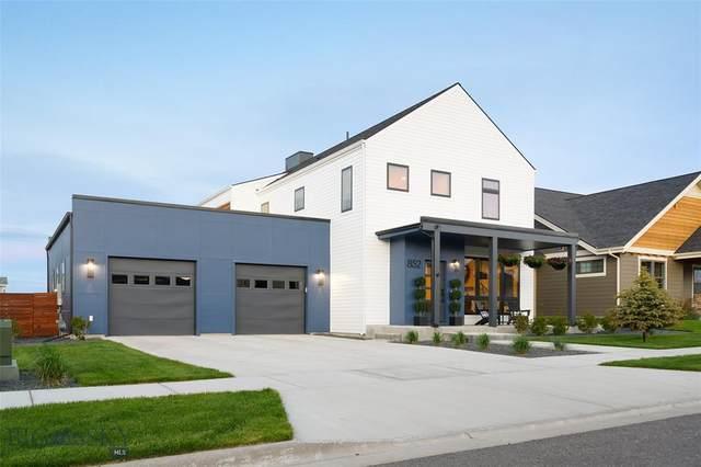 852 Auger Lane, Bozeman, MT 59718 (MLS #357956) :: Hart Real Estate Solutions