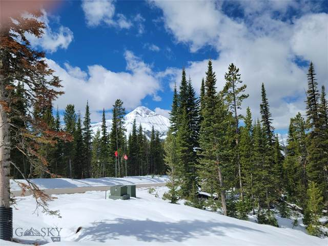 Lot 122A White Butte Road, Big Sky, MT 59716 (MLS #357994) :: Montana Life Real Estate