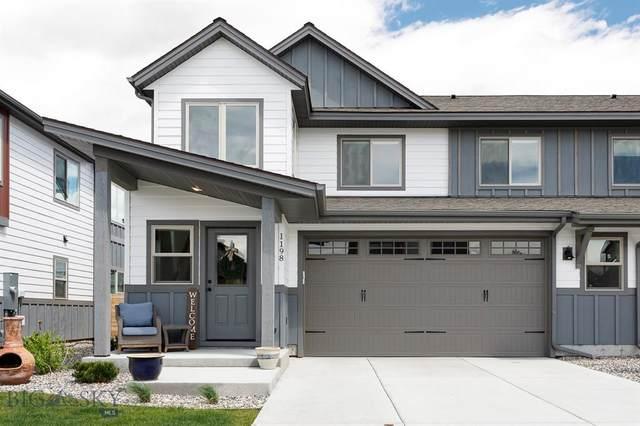 1198 Ryun Sun Way, Bozeman, MT 59718 (MLS #358002) :: Hart Real Estate Solutions