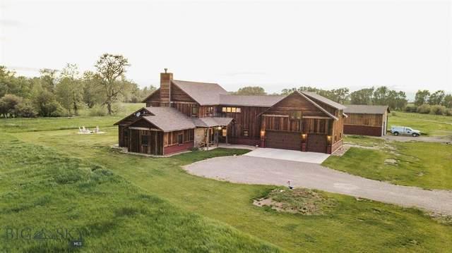110 Newman Lane, Bozeman, MT 59718 (MLS #358014) :: L&K Real Estate