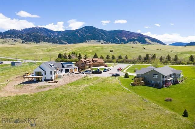 TBD Caddie Court, Bozeman, MT 59715 (MLS #358015) :: Hart Real Estate Solutions