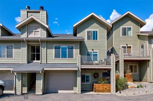 68 Blacktail Buck Drive 2C, Big Sky, MT 59716 (MLS #358027) :: Hart Real Estate Solutions