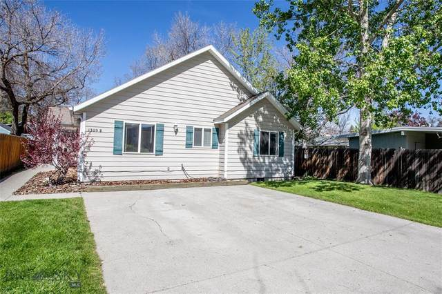 1309 S 5th Street, Bozeman, MT 59715 (MLS #358039) :: Hart Real Estate Solutions