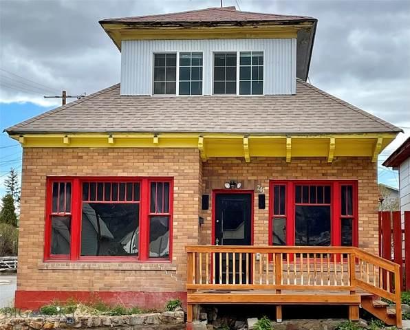 745 S Colorado, Butte, MT 59701 (MLS #358057) :: Black Diamond Montana