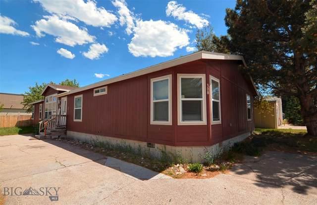 308 Yerger Drive, Bozeman, MT 59718 (MLS #358064) :: Hart Real Estate Solutions