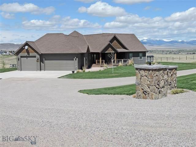 270 Ten Peaks, Dillon, MT 59725 (MLS #358065) :: Black Diamond Montana