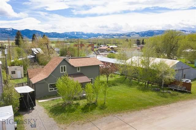 210 Bozeman Street, Gallatin Gateway, MT 59730 (MLS #358081) :: Montana Home Team