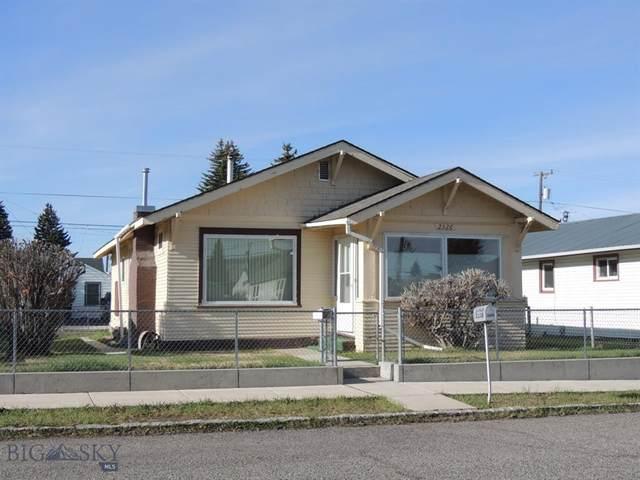2526 Princeton Street, Butte, MT 59701 (MLS #358092) :: L&K Real Estate