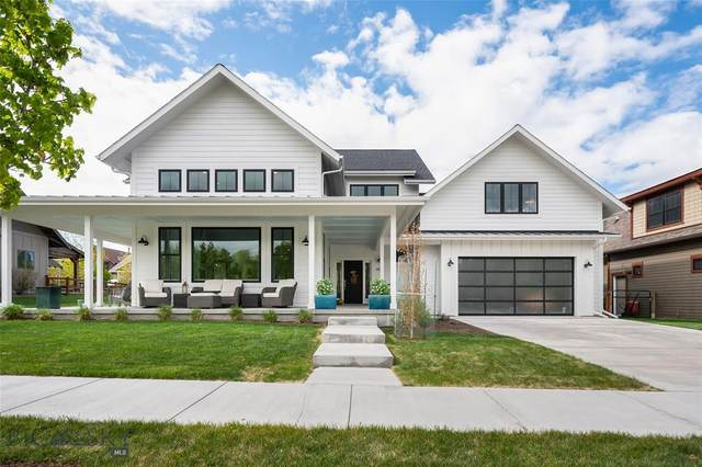 1406 Boylan Road, Bozeman, MT 59715 (MLS #358095) :: Hart Real Estate Solutions