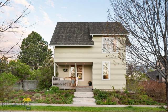 409 N Black, Bozeman, MT 59715 (MLS #358097) :: Montana Life Real Estate