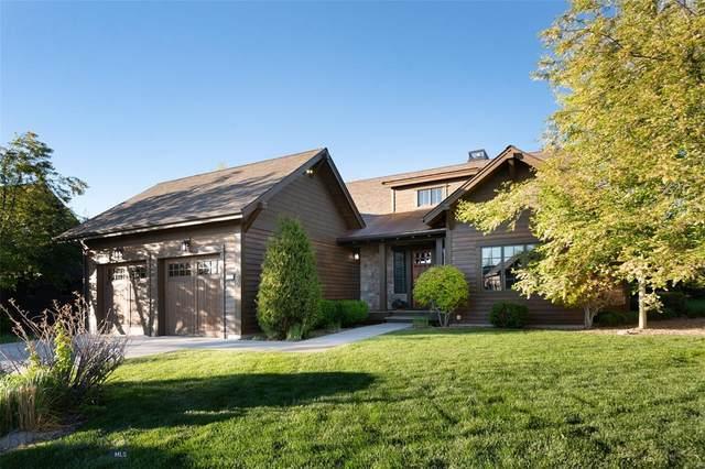 100 Boom Time Way, Bozeman, MT 59718 (MLS #358113) :: L&K Real Estate