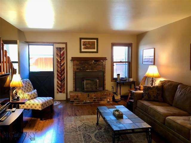 512 Firehole #3, West Yellowstone, MT 59758 (MLS #358117) :: Hart Real Estate Solutions