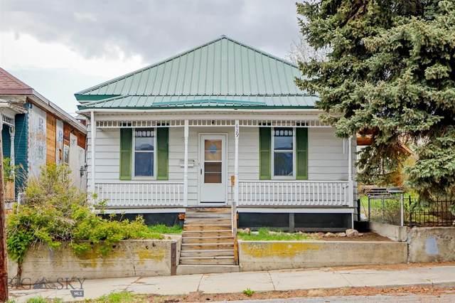 629 S Washington, Butte, MT 59701 (MLS #358126) :: Black Diamond Montana