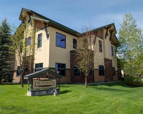 1902 W Dickerson 205&206, Bozeman, MT 59718 (MLS #358134) :: L&K Real Estate