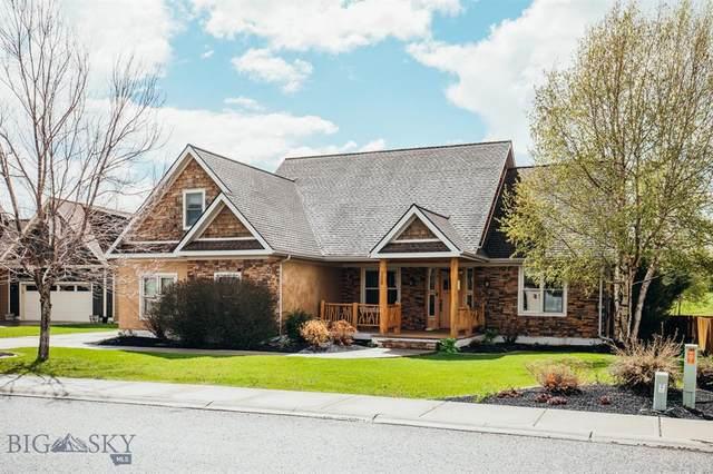 228 Morgan Creek Lane, Bozeman, MT 59718 (MLS #358142) :: Hart Real Estate Solutions