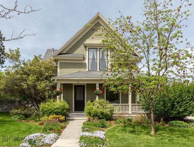 507 S 8th Avenue, Bozeman, MT 59715 (MLS #358144) :: L&K Real Estate