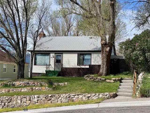 519 N Main St, Livingston, MT 59047 (MLS #358148) :: Hart Real Estate Solutions