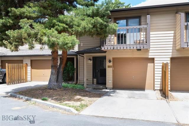 1611 W Koch #18, Bozeman, MT 59715 (MLS #358150) :: Hart Real Estate Solutions