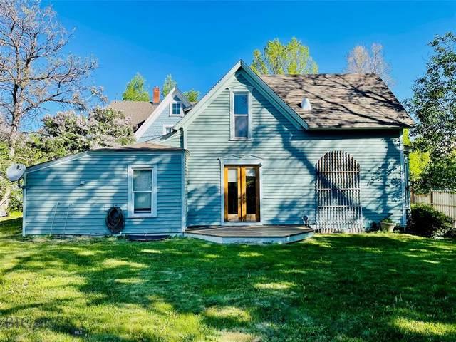 128 S 6th Street, Livingston, MT 59047 (MLS #358151) :: Hart Real Estate Solutions