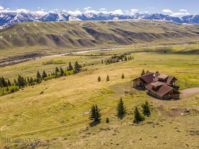 78 W Horse Creek Road, Cameron, MT 59720 (MLS #358174) :: Hart Real Estate Solutions