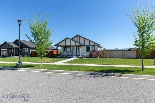 233 Centennial Village Drive, Manhattan, MT 59741 (MLS #358180) :: Montana Life Real Estate