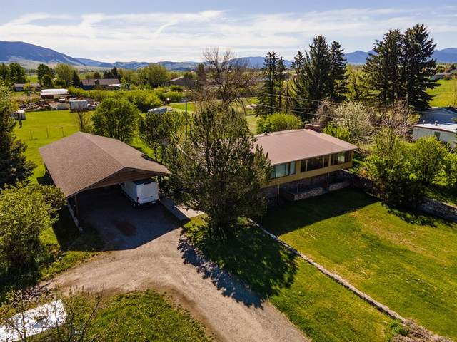 256 Hidden Valley Road, Bozeman, MT 59718 (MLS #358182) :: Carr Montana Real Estate