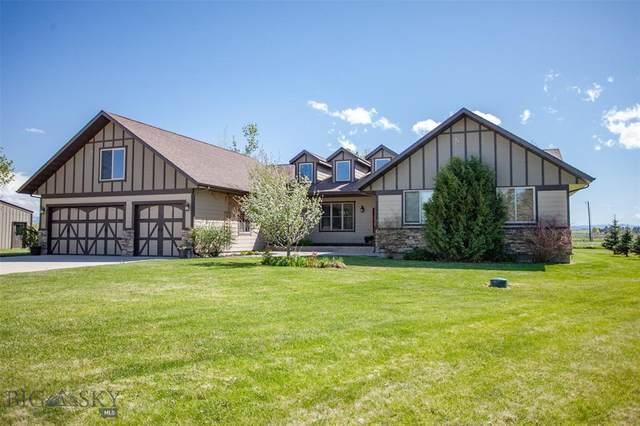 3871 Linney Road, Bozeman, MT 59718 (MLS #358185) :: Black Diamond Montana