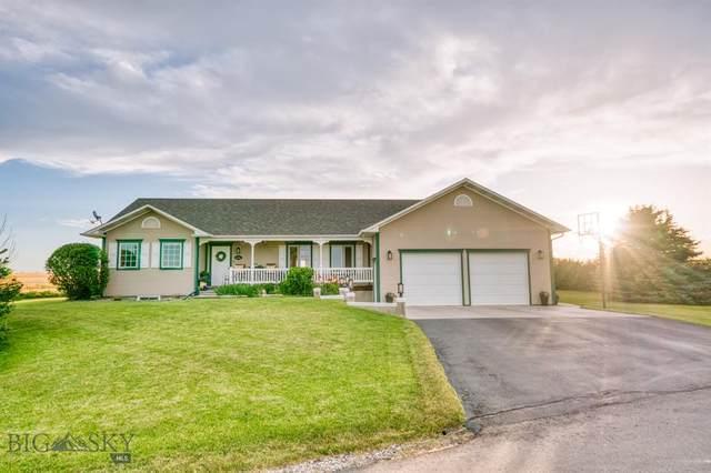 6945 Skylark Drive, Churchill, MT 59741 (MLS #358195) :: Hart Real Estate Solutions