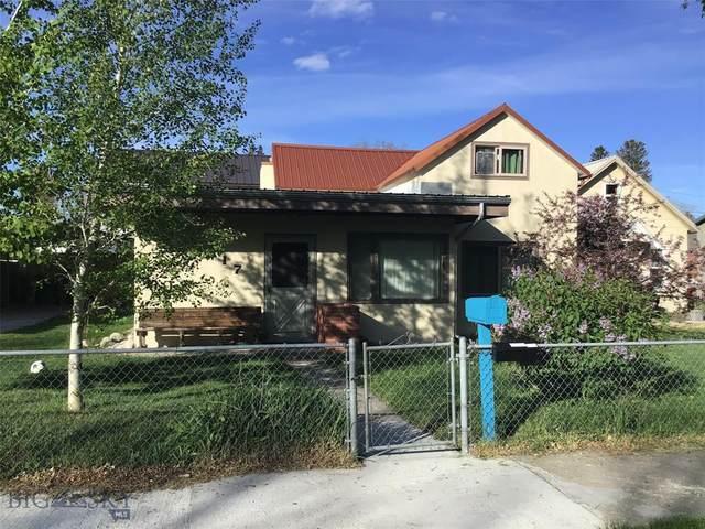 317 S E Street, Livingston, MT 59047 (MLS #358198) :: Hart Real Estate Solutions