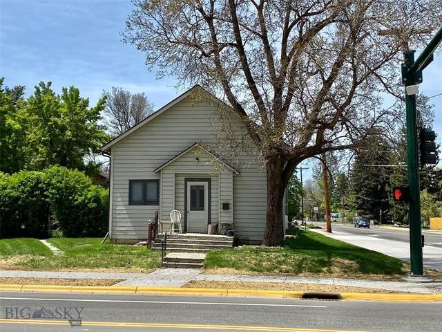 539 N Rouse Avenue, Bozeman, MT 59715 (MLS #358202) :: Hart Real Estate Solutions