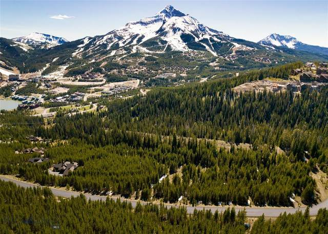 TBD Summit View Drive, Big Sky, MT 59716 (MLS #358205) :: Montana Life Real Estate