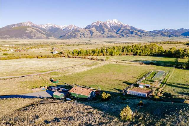 265 Capricorn Drive, Emigrant, MT 59027 (MLS #358211) :: Hart Real Estate Solutions