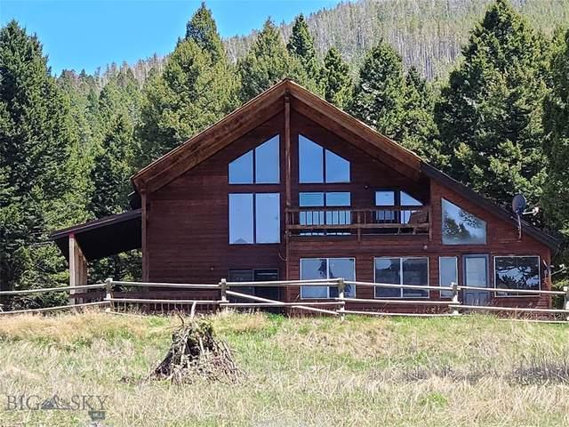 52 Mountain Road, Wilsall, MT 59086 (MLS #358217) :: Black Diamond Montana