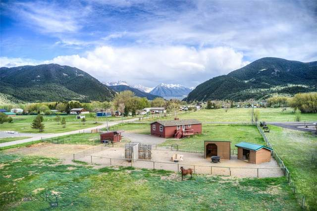 172 Canyon View, Livingston, MT 59047 (MLS #358220) :: Hart Real Estate Solutions