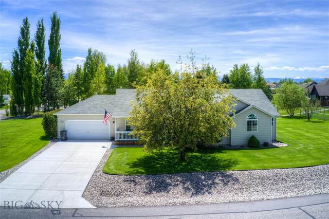 36 Candlelight Drive, Bozeman, MT 59718 (MLS #358221) :: Hart Real Estate Solutions