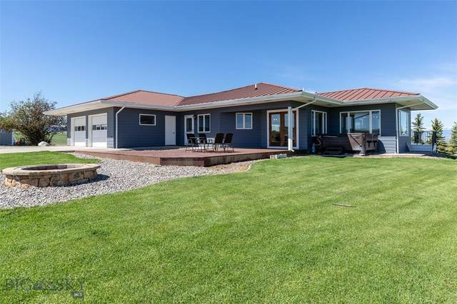 22140 Norris Road, Bozeman, MT 59741 (MLS #358228) :: Hart Real Estate Solutions