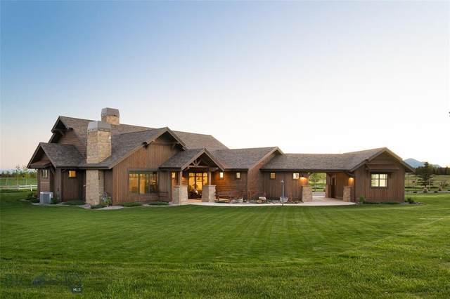 661 Doney Way, Bozeman, MT 59718 (MLS #358239) :: Hart Real Estate Solutions