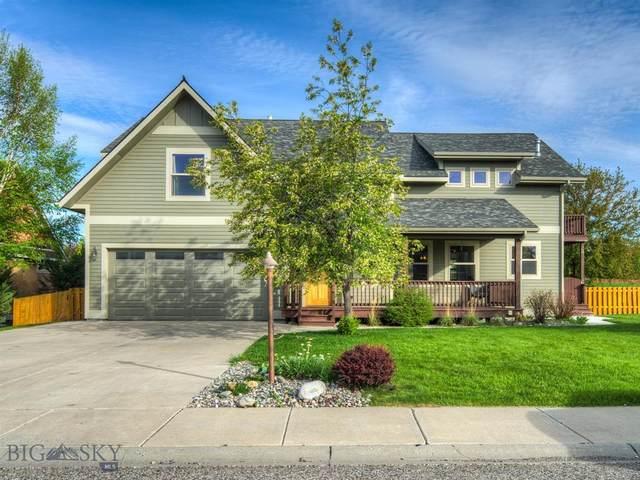 208 Morgan Creek Lane, Bozeman, MT 59718 (MLS #358263) :: L&K Real Estate