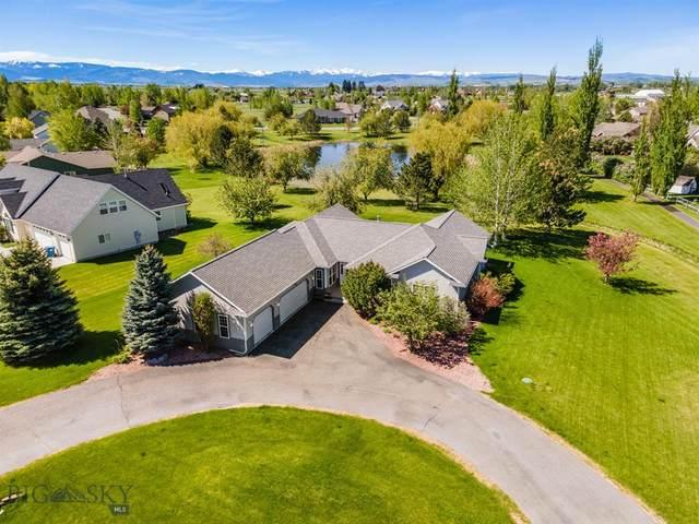62 Fireside Drive, Bozeman, MT 59718 (MLS #358264) :: Hart Real Estate Solutions