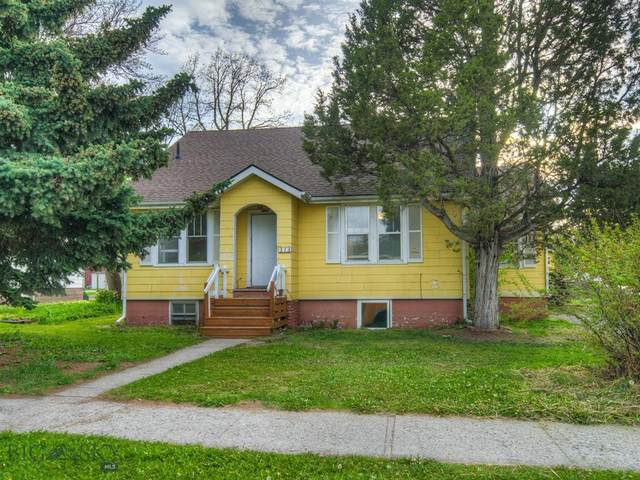 315 S 11th Ave, Bozeman, MT 59715 (MLS #358269) :: Hart Real Estate Solutions