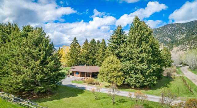 9 Evergreen Lane, Livingston, MT 59047 (MLS #358275) :: Hart Real Estate Solutions