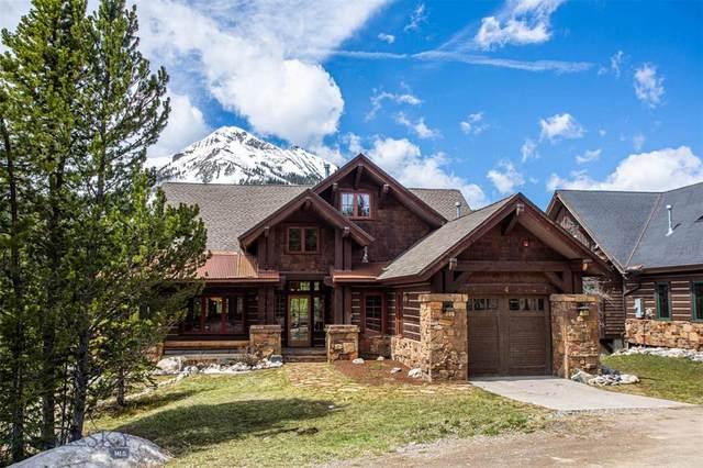 4 Highpoint Drive, Big Sky, MT 59716 (MLS #358277) :: L&K Real Estate