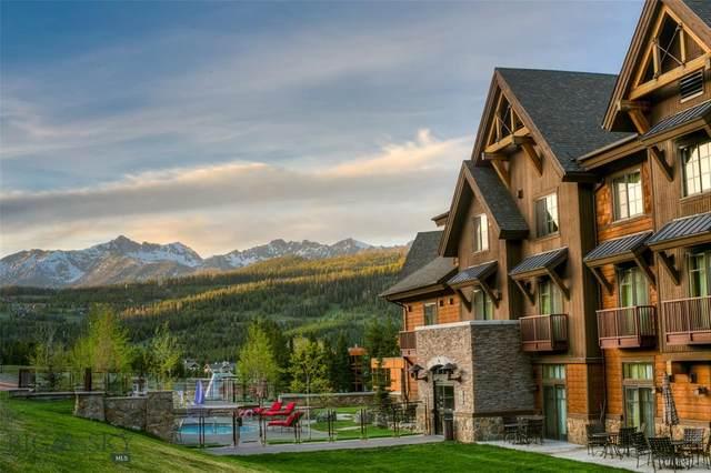 48 Big Sky Resort #201, Big Sky, MT 59716 (MLS #358285) :: Hart Real Estate Solutions