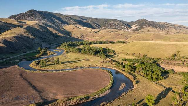190 Frontage Road Road, Drummond, MT 59832 (MLS #358296) :: Hart Real Estate Solutions