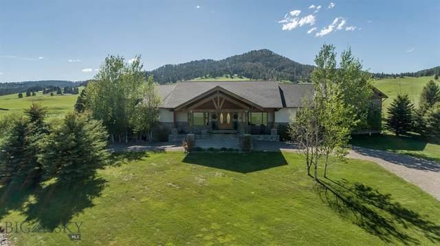 251 Jackson Creek Road, Bozeman, MT 59715 (MLS #359316) :: Hart Real Estate Solutions