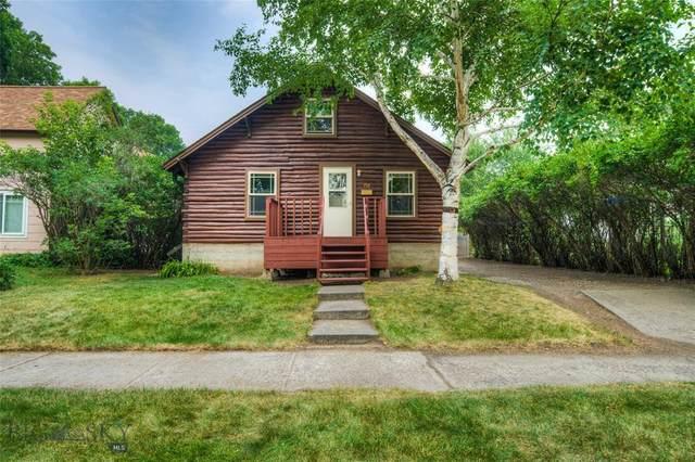 712 N Montana Avenue, Bozeman, MT 59715 (MLS #359317) :: Montana Life Real Estate